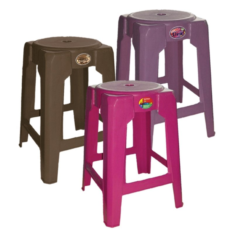 Samson Extra Large Stool - Colors