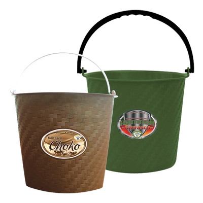Cylindrical Buckets