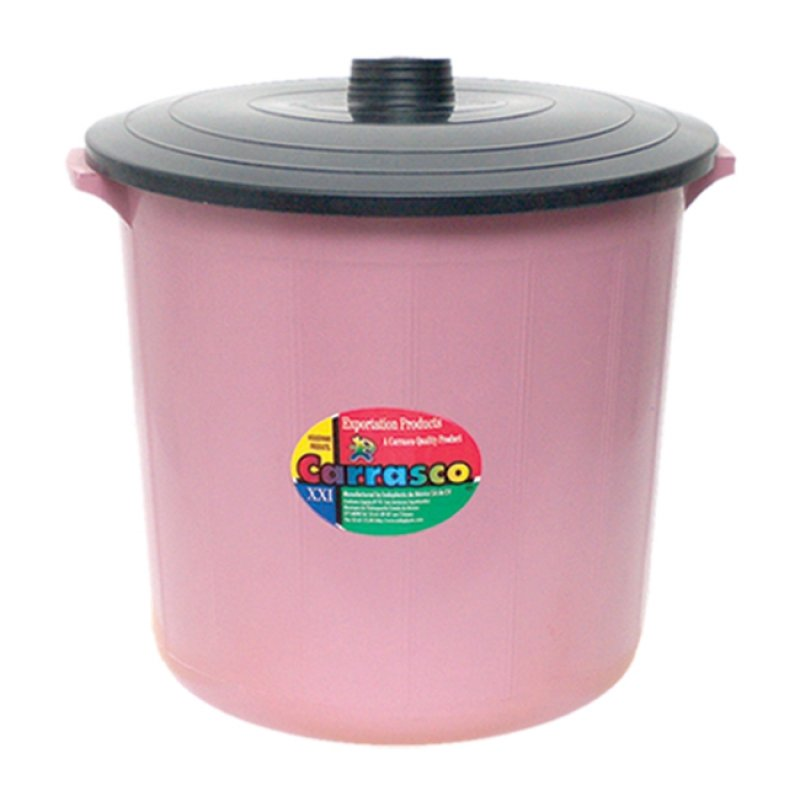 Rainbow 25 Container with Lid Colors