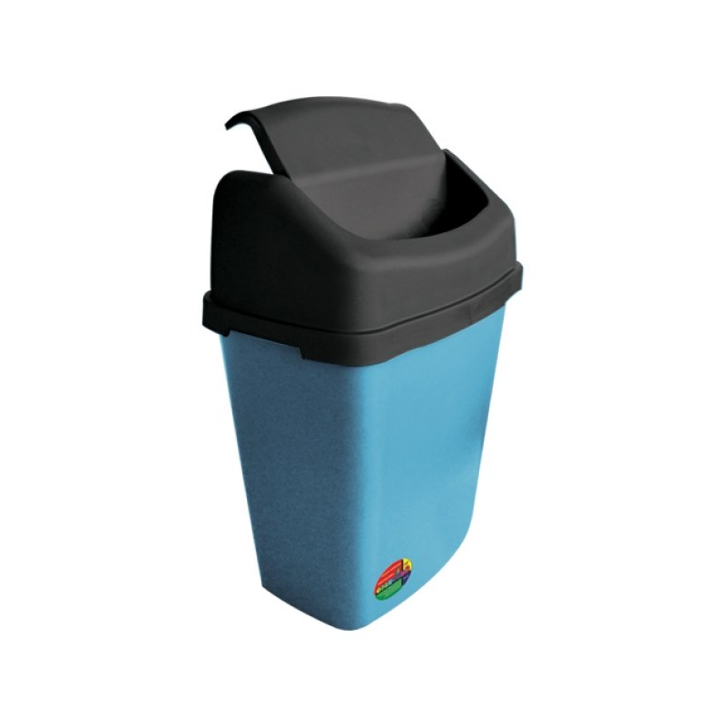 Mini Stationary Bin  with Swing Lid