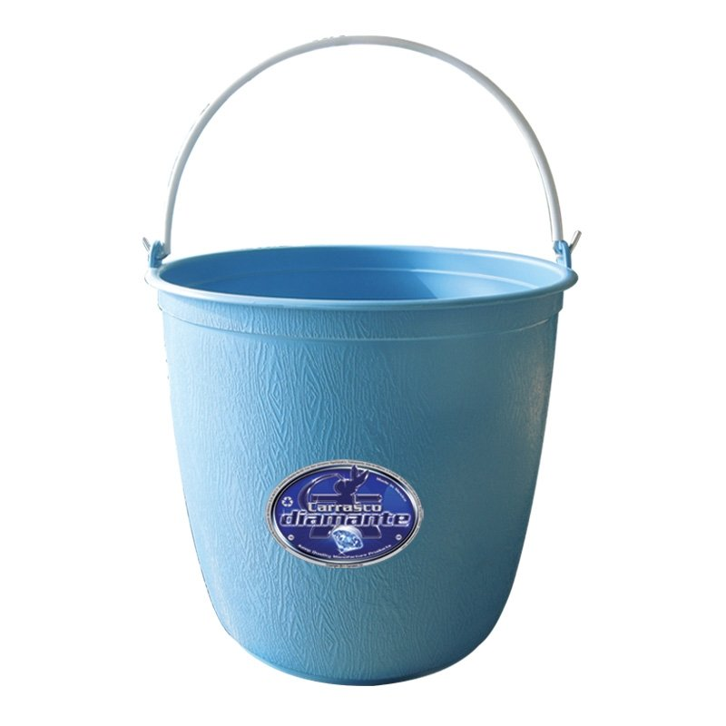 Barrel Bucket No. 18 Blue Diamond