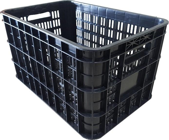 Caja agrícola de plástico grande