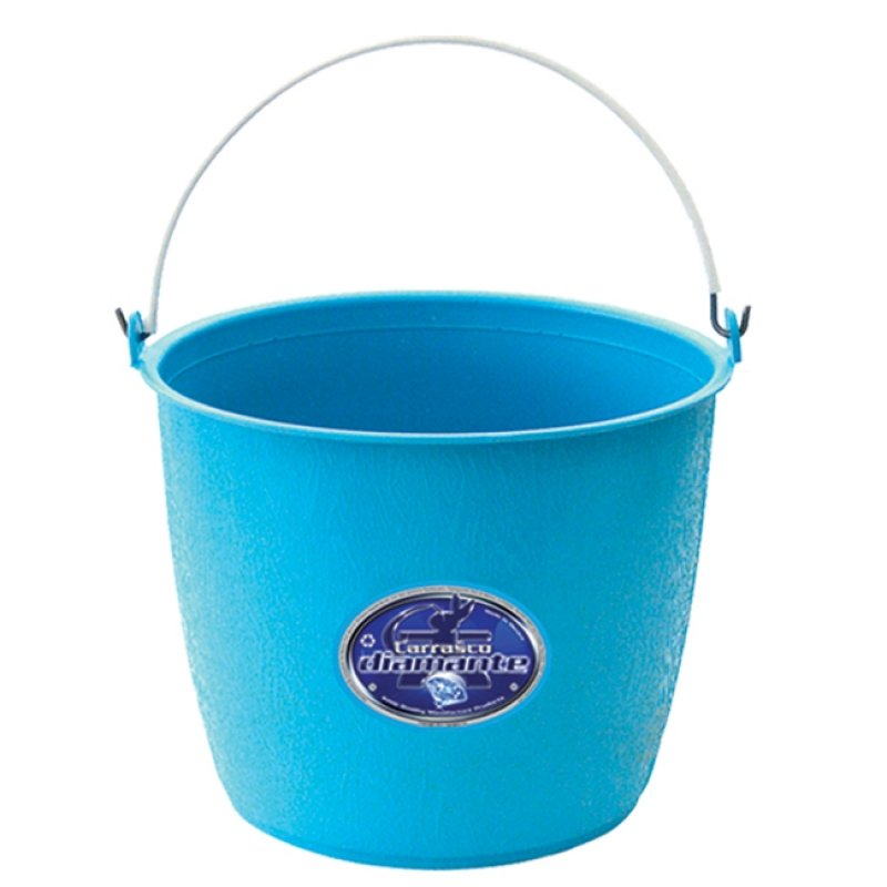 Barrel Bucket No. 15 Blue Diamond