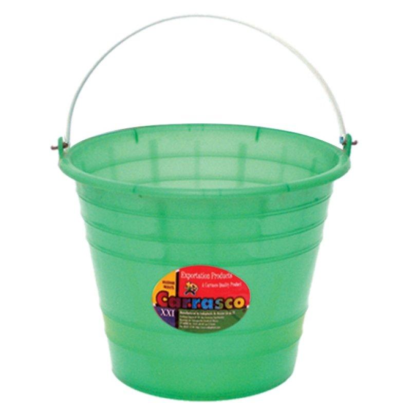 Cubeta de plástico cónica de 7.6 litros