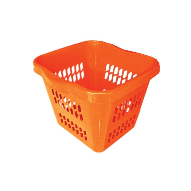 Square Laundry Basket No. 1