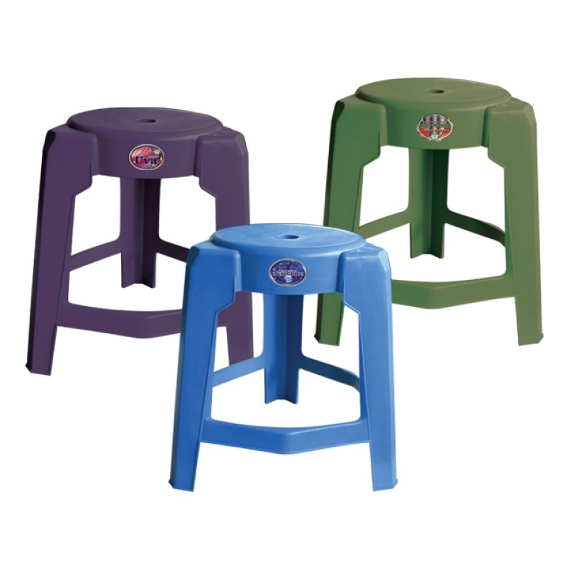Samson Tri-Leg Stool - Colors
