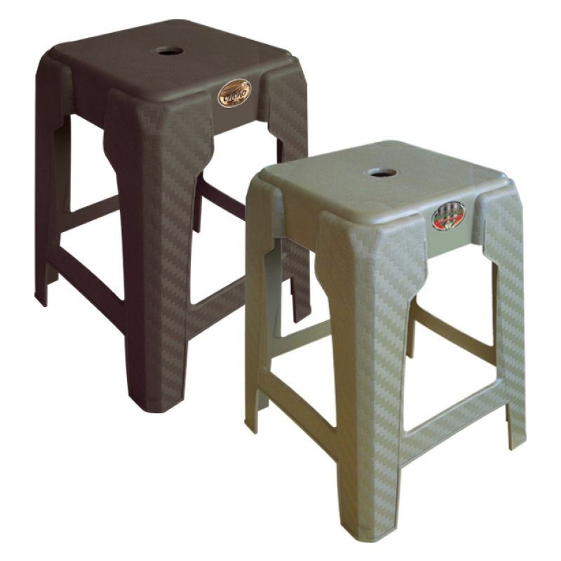 Samson Square Stool - Colors