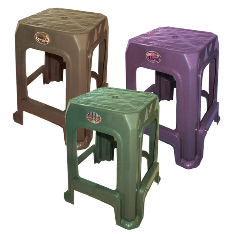 Hercules Stool - Colors