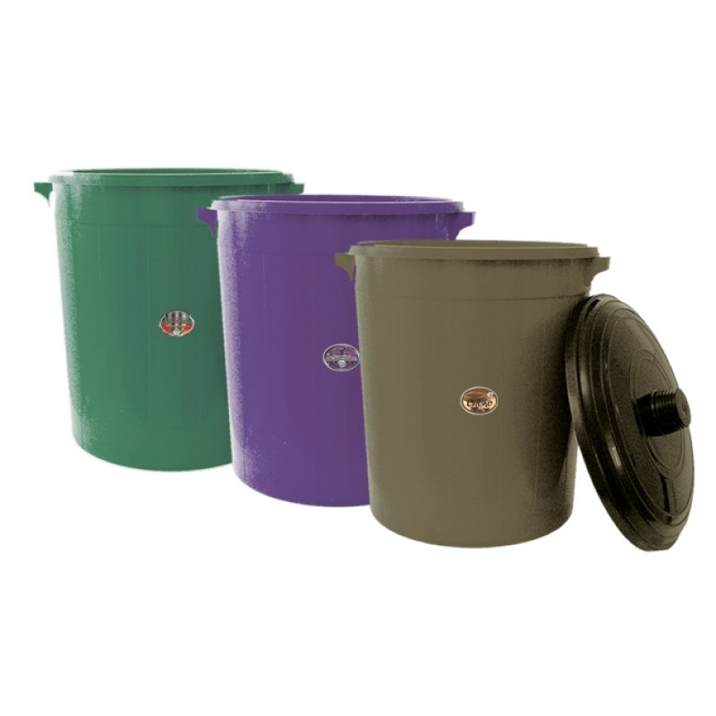 Rainbow 80 Container with Lid. Armada Line