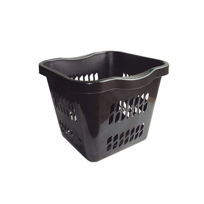 Square Laundry Basket No. 2 Onix